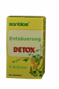 detoxifying herbs horsetail, pansy, dandelion, nettle excrete toxins, metabolic products by kidneys, for rheumatism, gout, medication, chemo, poisoning