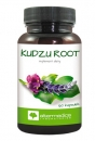 Kudzu capsules - help with migraines, high blood pressure and sugar levels, respiratory infections and in the intestinal region, in allergy and menopausal symptoms in withdrawal treatments, 60 capsules