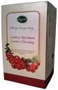 Cranberries tea, cranberry, cranberry relaxation with the color of a good wine and valuable Bioaktivstoffen, 20 tea bags x 3g, 60g